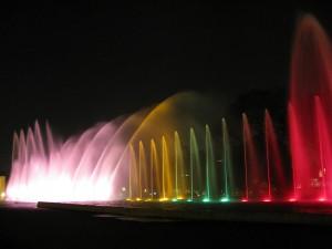 Лучшие фонтаны Мира